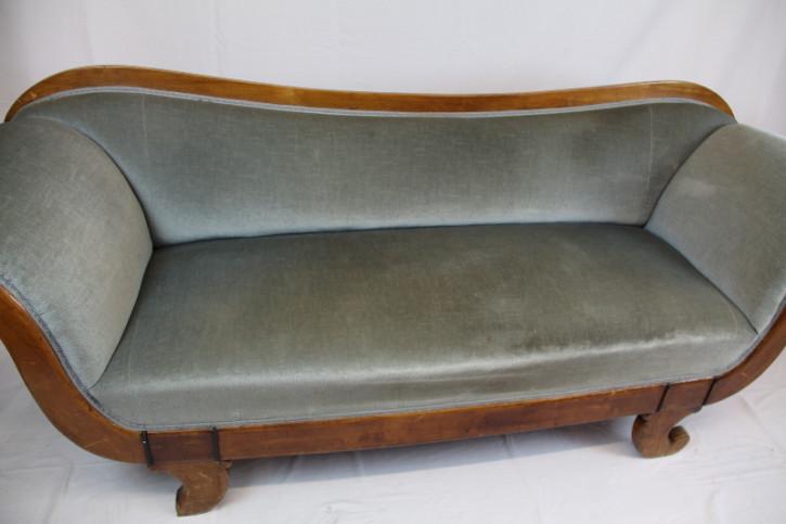 Original Biedermeier Sofa in gutem Zustand
