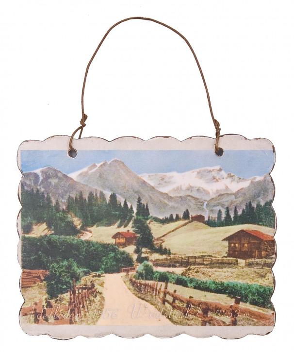 "Gemälde ""Landschaft"" 11*8cm"