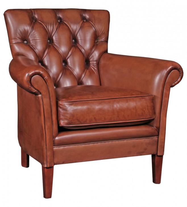 Hendon Queen Chair Handpatiniert