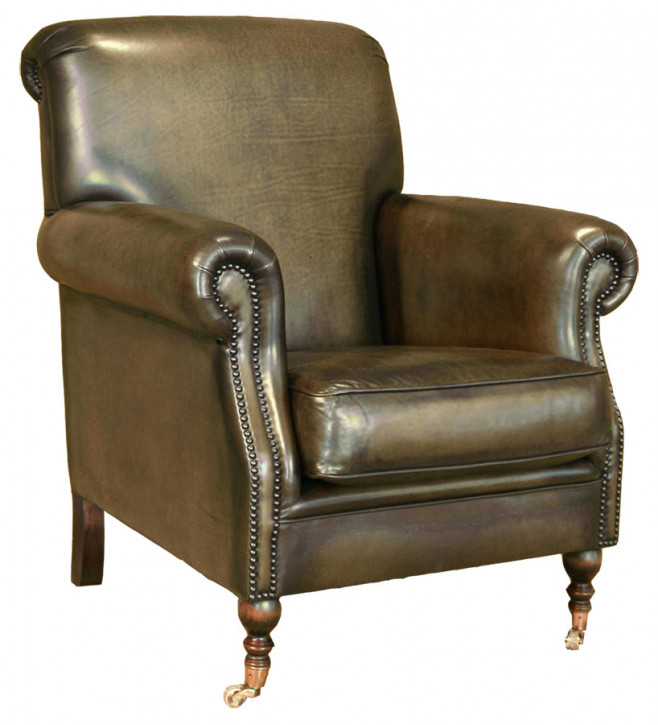 Chandler Chair Handpatiniert