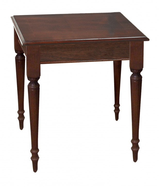 "Regency ""Lamp Table"" Sofatisch in Mahagoni"