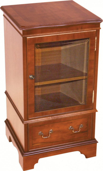 Small Hifi with Drawer Glass