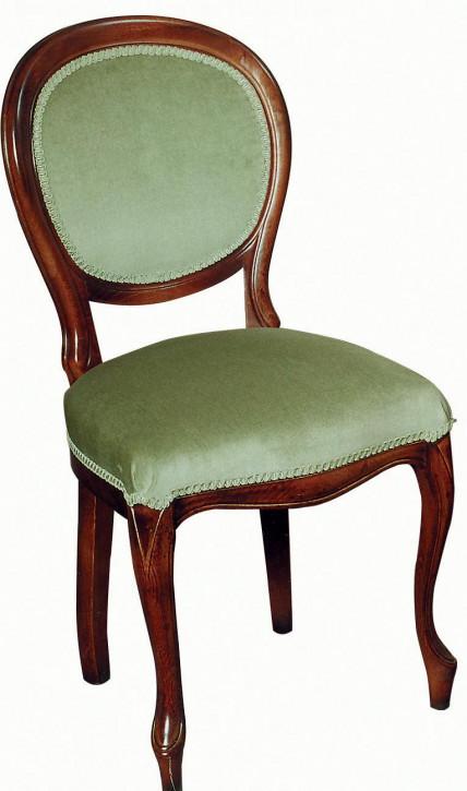 Spoon Back Stuhl ohne Armlehnen