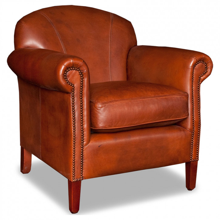 Sudbury Club Chair Handpatiniert