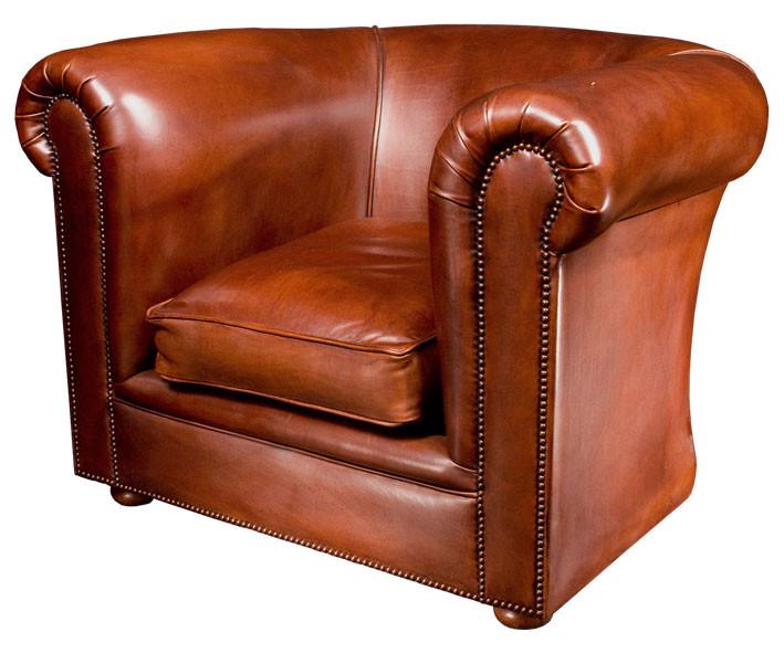 Golders Stuart Chair Handpatiniert