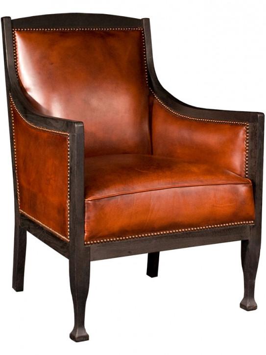Chesterfield Hammersmith Chair Handpatiniert