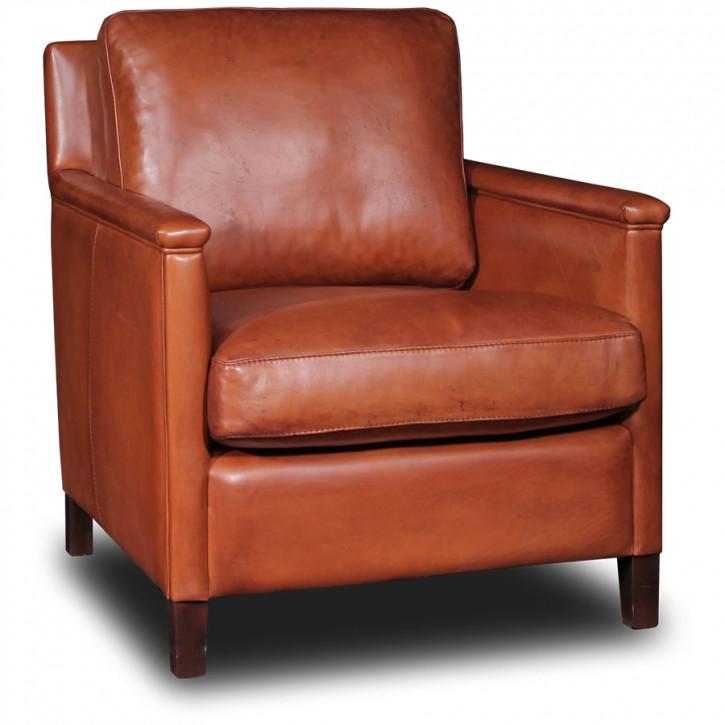 Finchley Kings Chair Handpatiniert