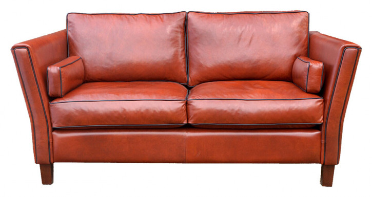 Chesterfield Sofa Turnham 2.5 Sitzer Handpatiniert