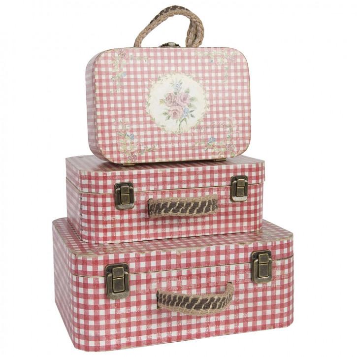 Dosen-Set Koffer (3 Stk.)