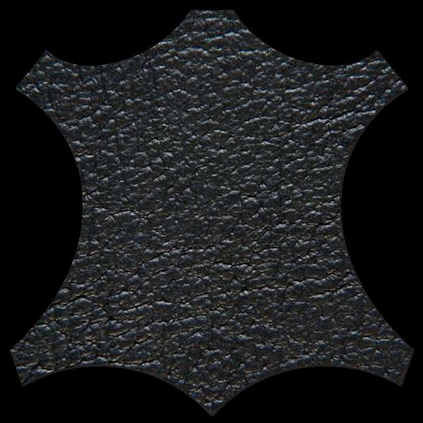 Lederprobe Birch Black
