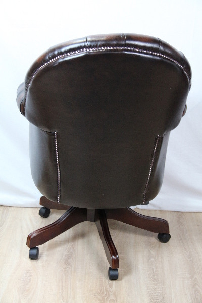 Chesterfield Board chair  Swivel  Drehstuhl