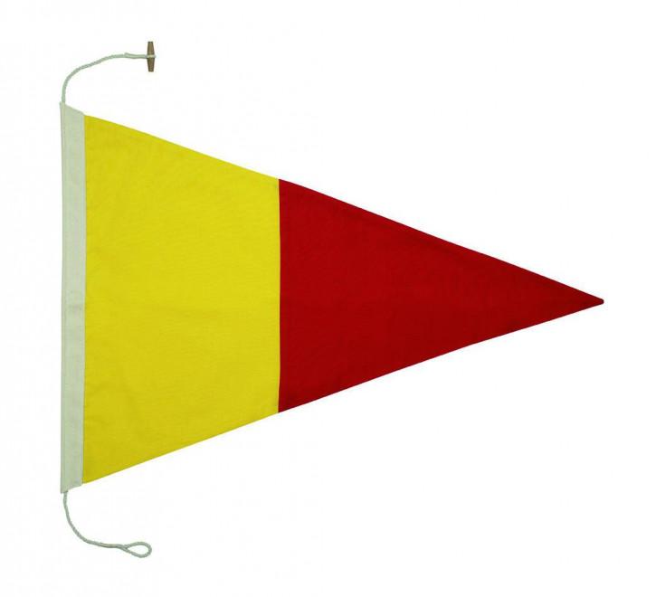 Flagge - Signal Penannt #1