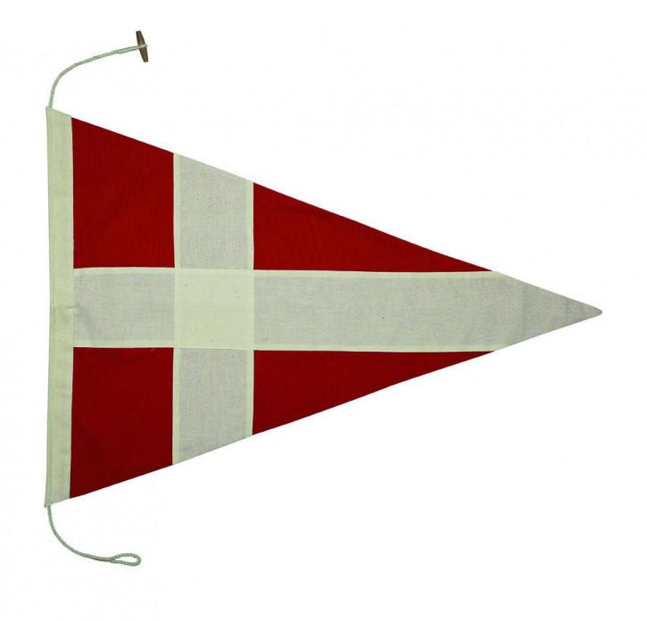 Flagge - Signal Penannt #4