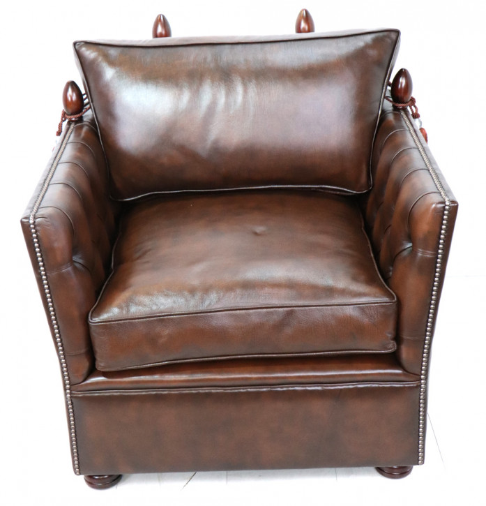"""""""Knoll Chair"""" Chesterfield Sessel"""