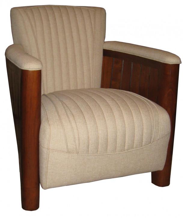 leder clubsessel nautic schwart eckig. Black Bedroom Furniture Sets. Home Design Ideas