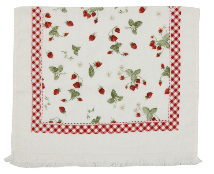 Handtuch Strawberry Garden 40 x 60cm