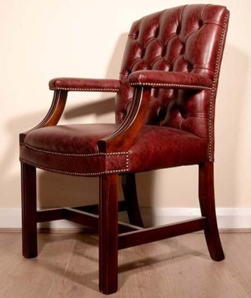 Chesterfield Canterbury Tub Chair