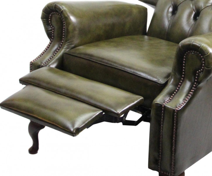 "Chesterfield Recliner ""Lazy Chair"""