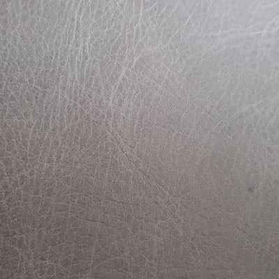 Lederprobe Cracked Wax Ash