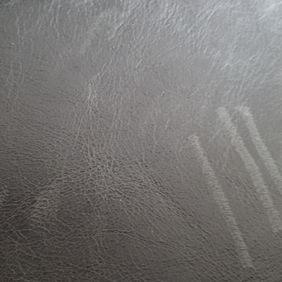 Lederprobe Cracked Wax Black