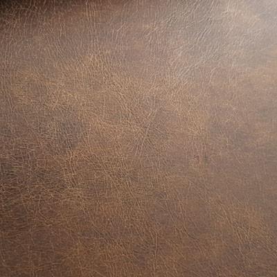 Lederprobe Cracked Wax Tan