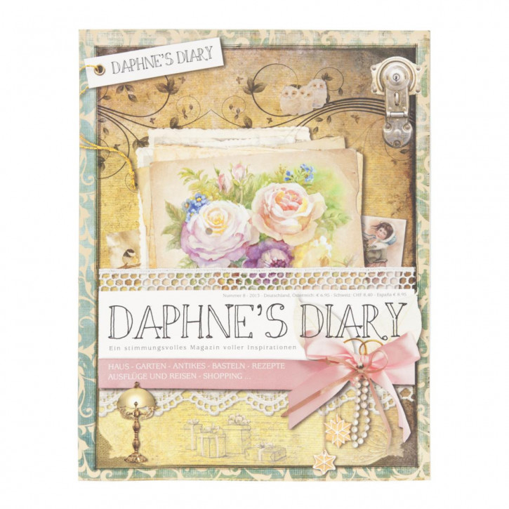 Daphne's Diary M⌀rz 2013