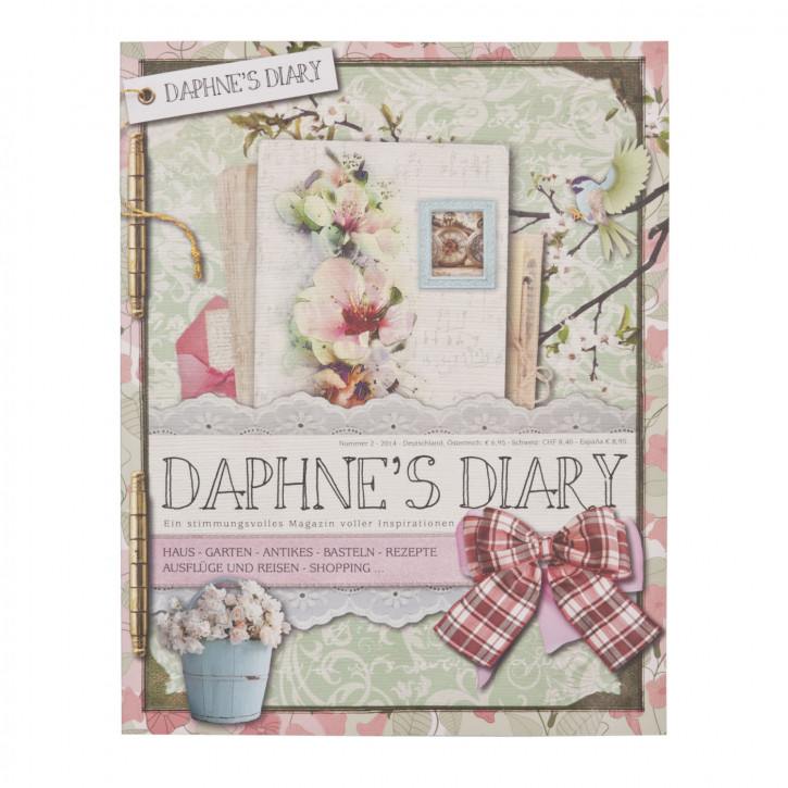 Daphne's Diary Januar M⌀rz 2014