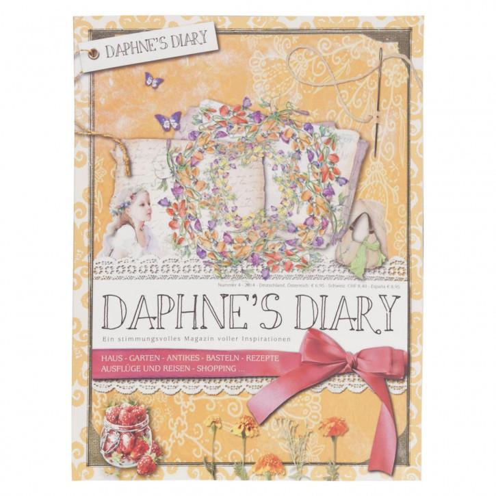 Daphne's Diary Januar Junil 2014