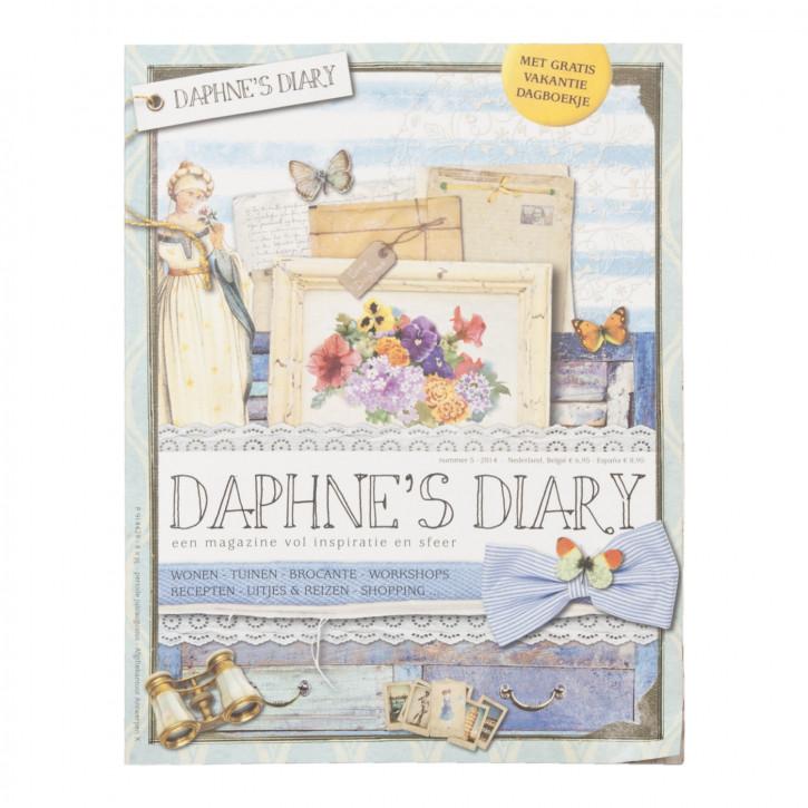 Daphne's Diary Januar Juli 2014
