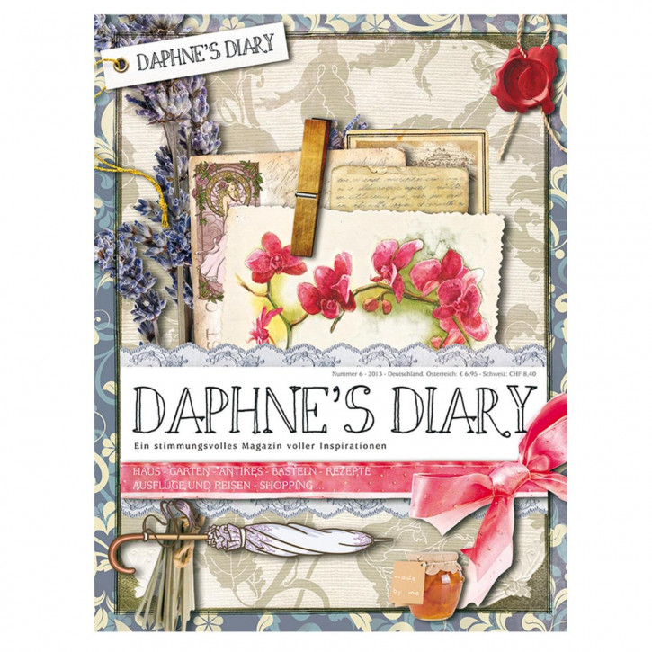 Daphne's Diary Deutsch September 2013