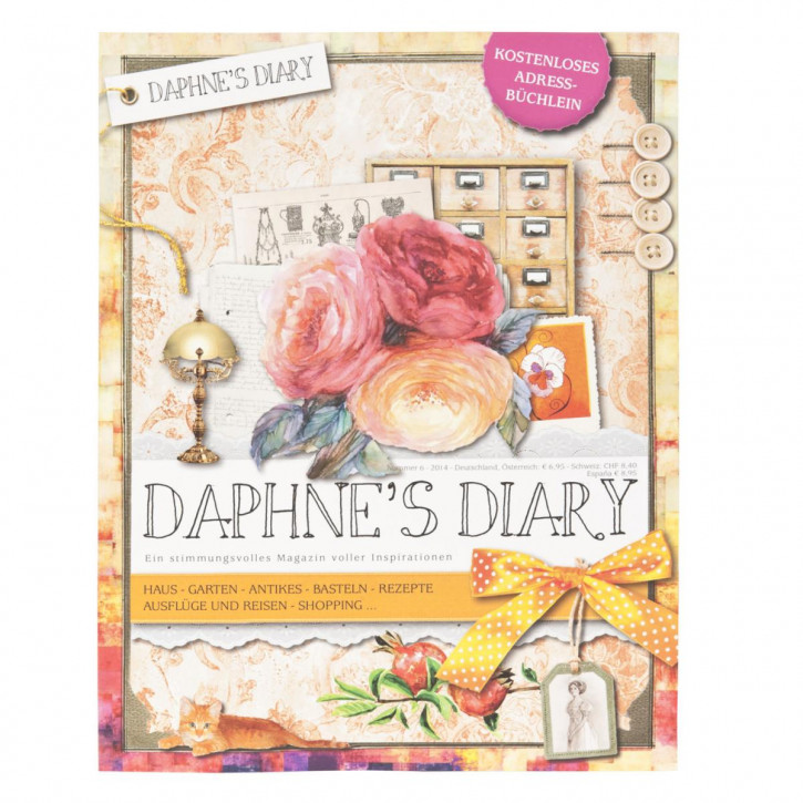Daphne's Diary Deutsch September 2014