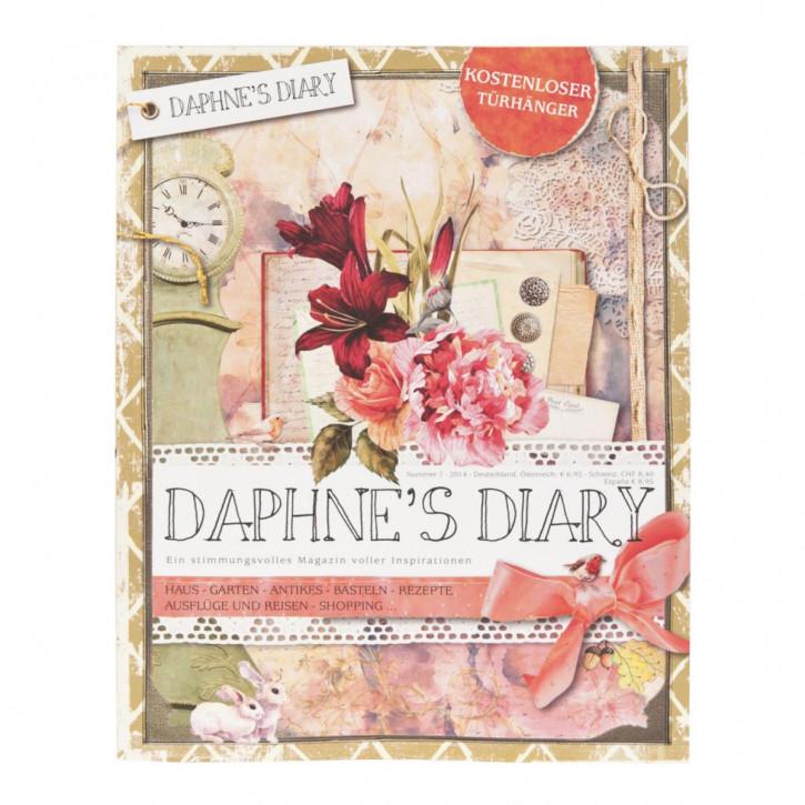 Daphne's Diary Deutsch Oktober 2014
