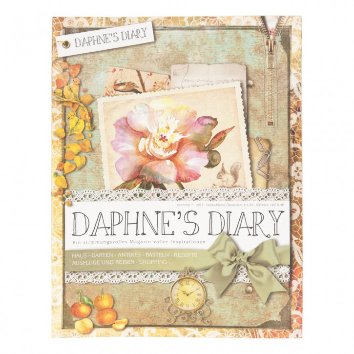 Daphne's Diary Deutsch December 2013