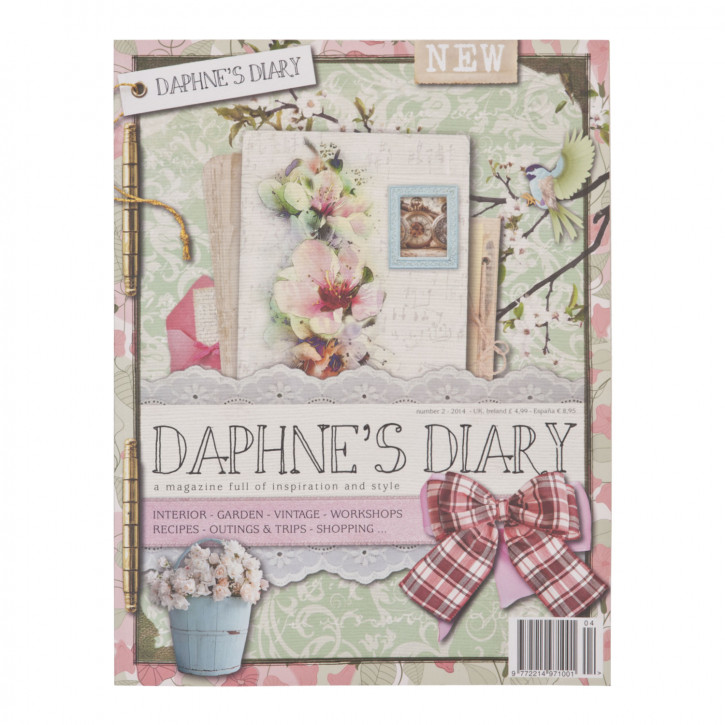 Daphne's Diary English March 2014