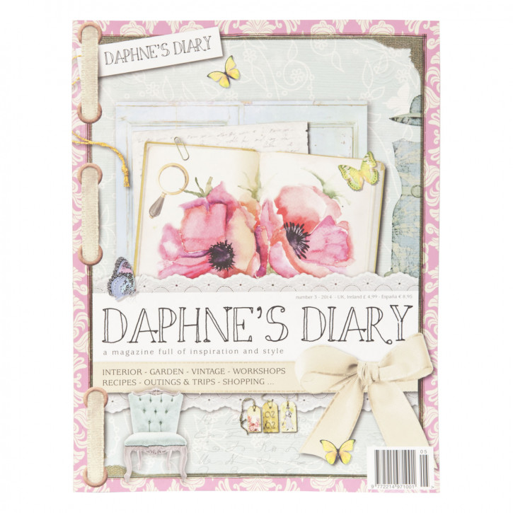 Daphne's Diary English April 2014