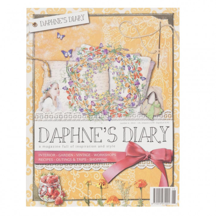 Daphne's Diary English Juni 2014
