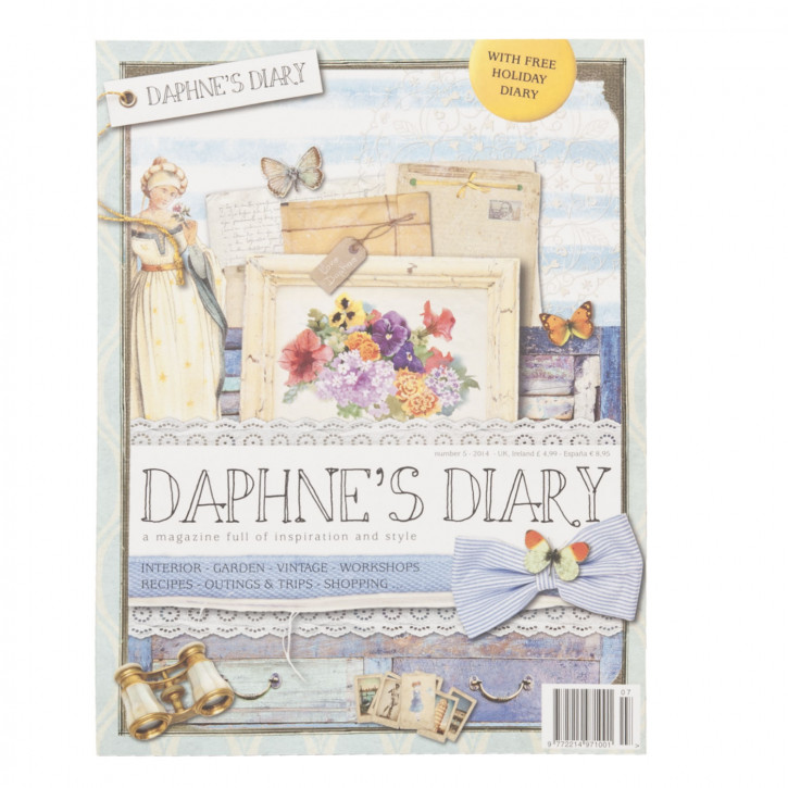 Daphne's Diary English Juli 2014