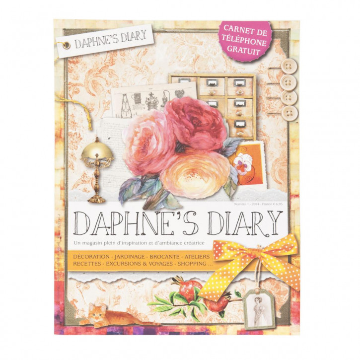 Daphne's Diary French September2014