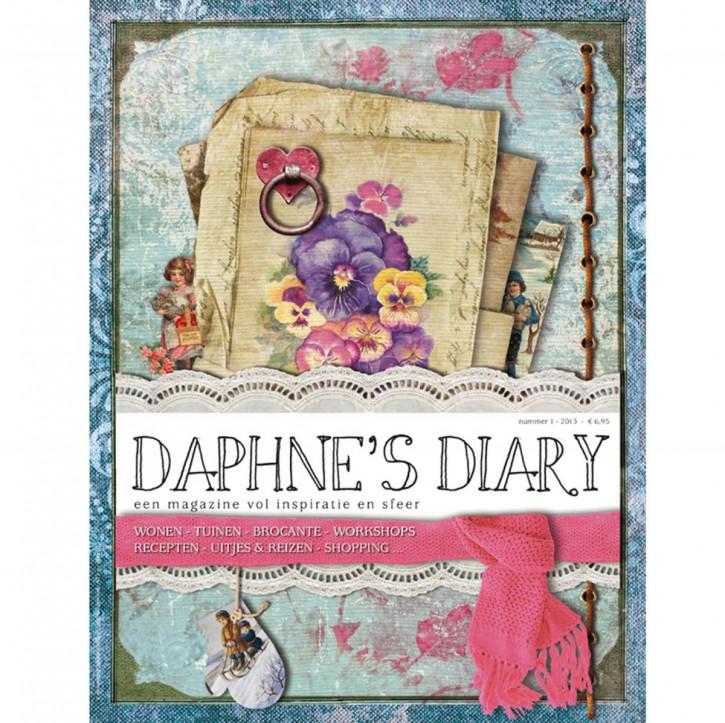 Daphne's Diary Januari 2013
