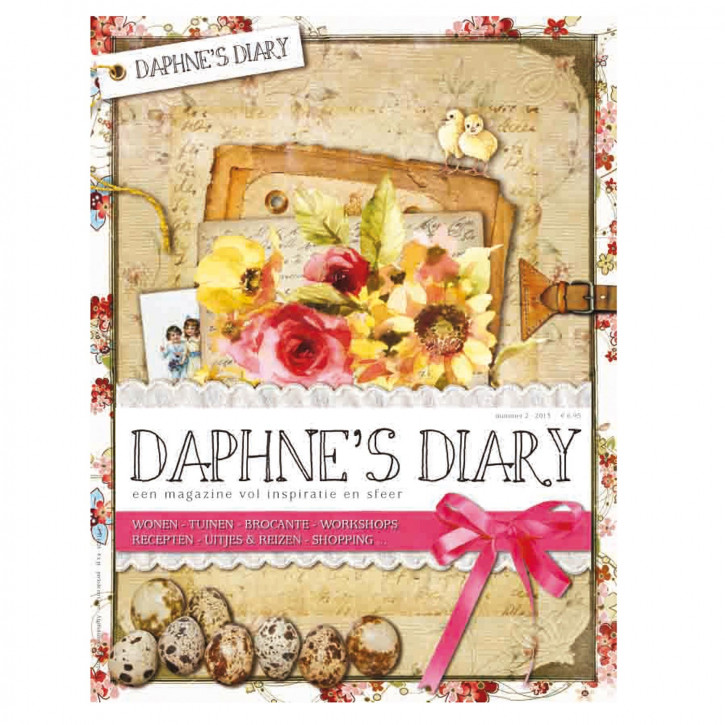 Daphne's Diary Maart 2013