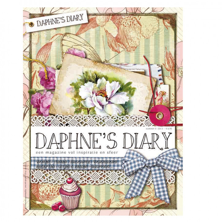Daphne's Diary April 2013
