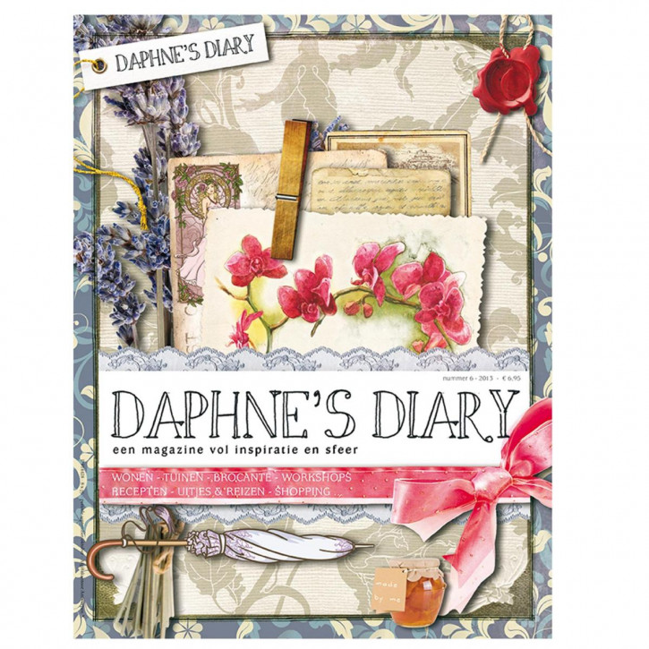 Daphne's Diary September 2013