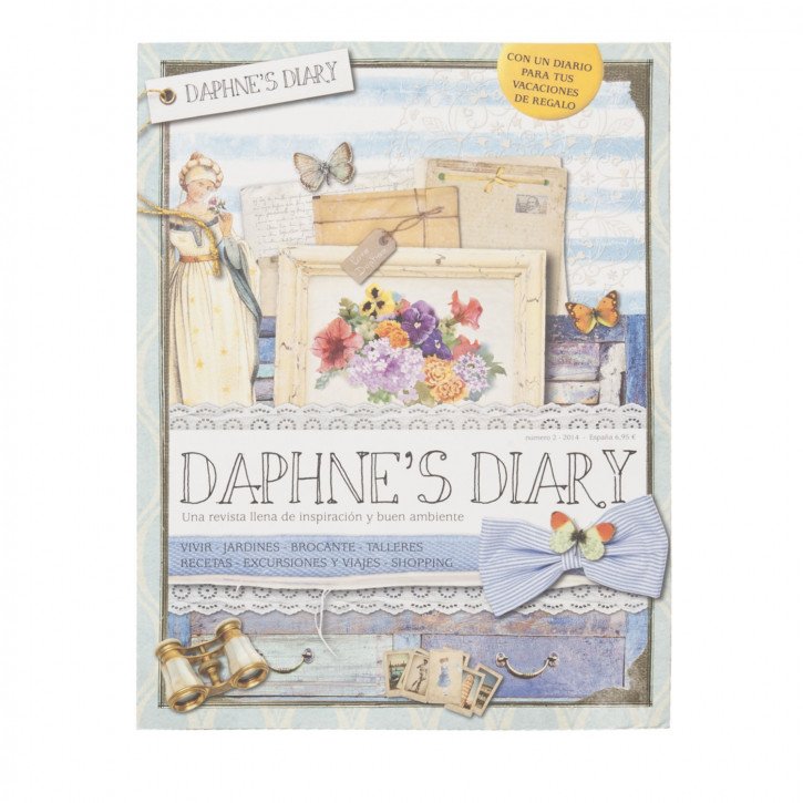 Daphne's Diary Spanish July 2014