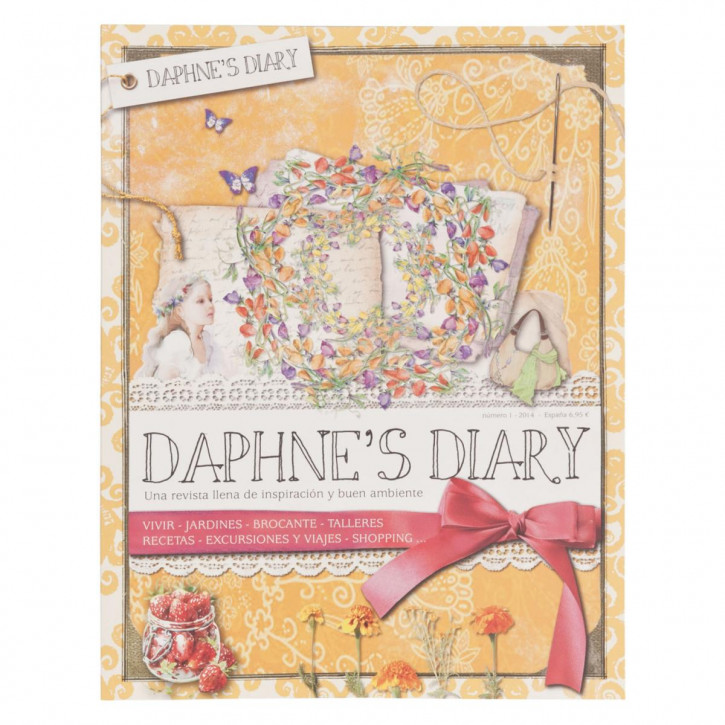 Daphne's Diary Spanish October 2014