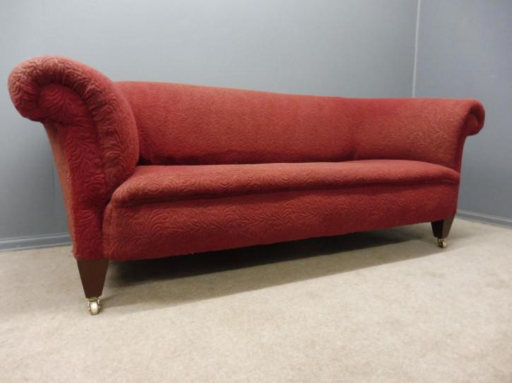 Antikes viktorianisches Sofa 1860
