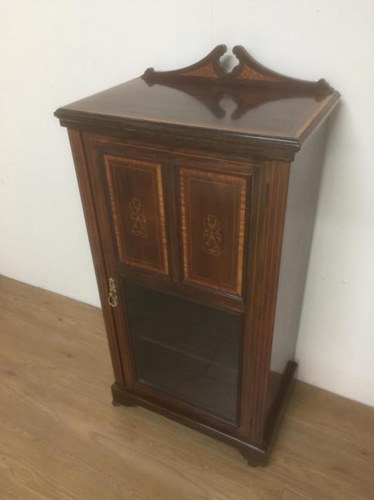 Mahagoni glasiertes Sideboard/music cabinet aus dem 19.JH