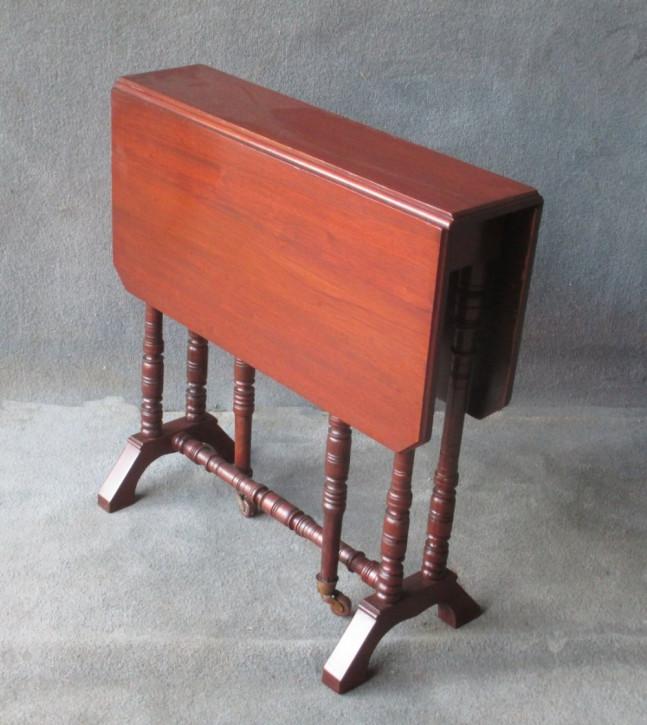 Antiker Original Sutherland Tisch, Mahagoni, 1900