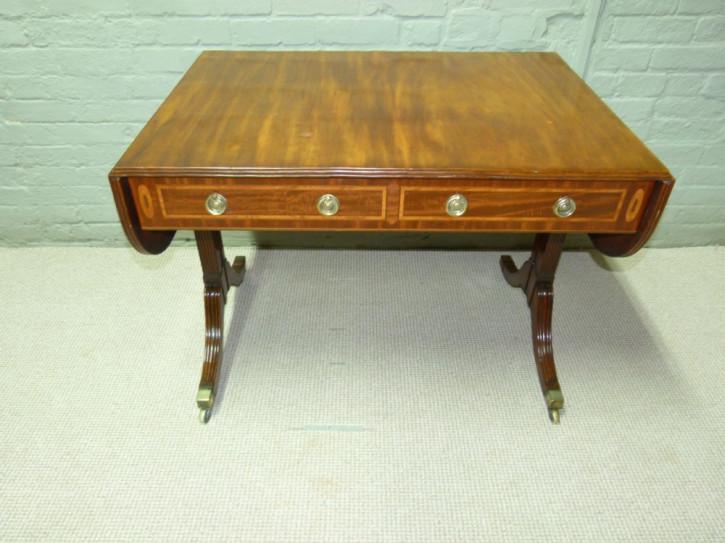 Mahagoni Couch Tisch aus dem 19.JH