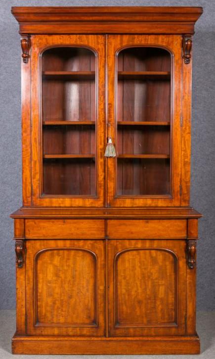 Viktorianisches Bücherregal von guter Qualität von ca. 1870