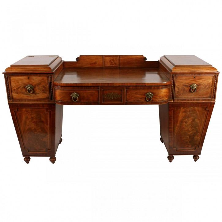 Regency Sideboard Mahagoni englisch antik 1820